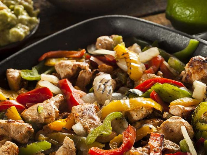 Chicken Fajita Img
